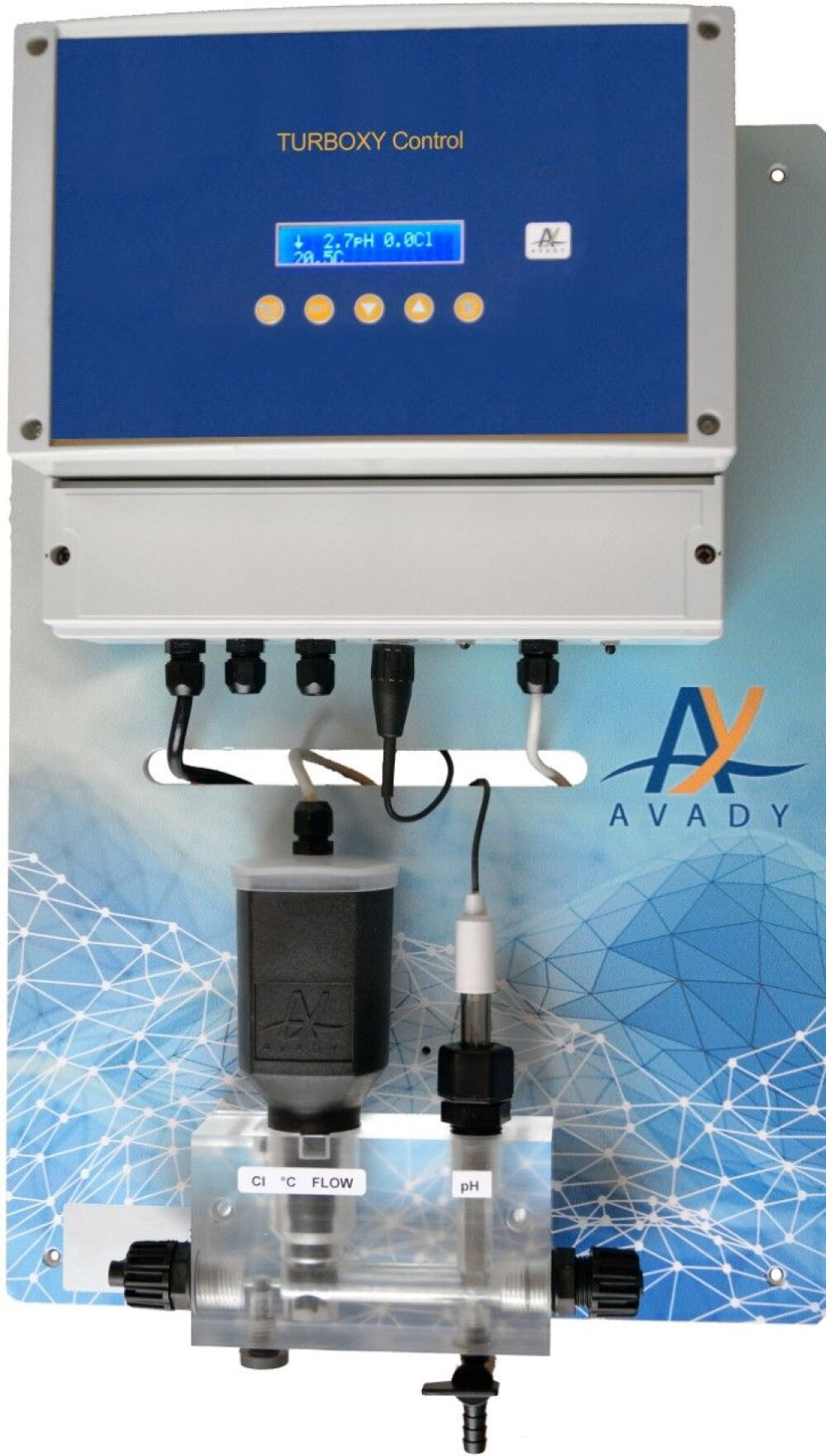 Nouveauté Avady Pool : Physico pH Turboxy© Avady Pool