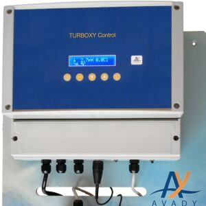Nouveauté Avady Pool : Physico pH Turboxy