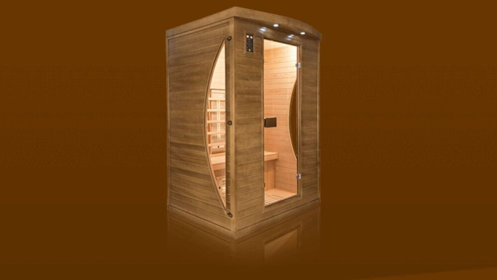 Nouveauté France Sauna : Dual Healthy© France Sauna