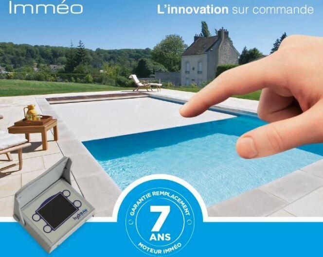 """Nouveauté piscine : un boitier de commande innovant Hydra Système<span class=""""normal italic petit"""">DR</span>"""