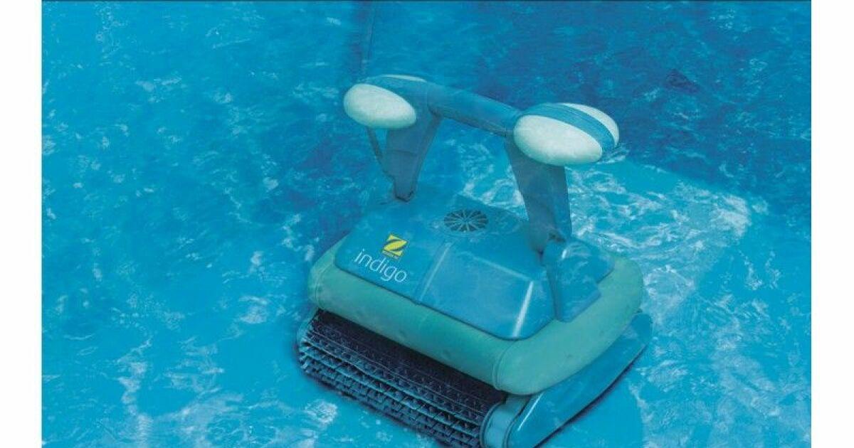 Le nouvel aspirateur pour piscines de zodiac en for Aspirateur eau piscine