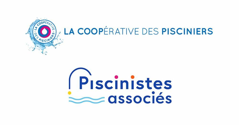 """Nouvelle marque BtoC pour la Coopérative des Pisciniers : """"Piscinistes Associés""""© Coopérative des Pisciniers"""