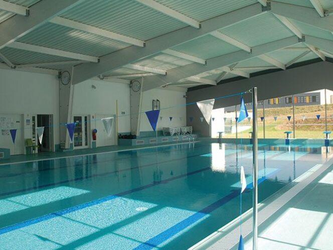 Nouvelle piscine à Château-Renard
