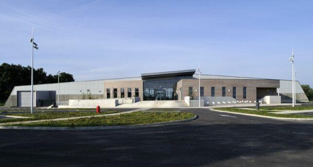 Nouvelle piscine Aquabresse à Louhans