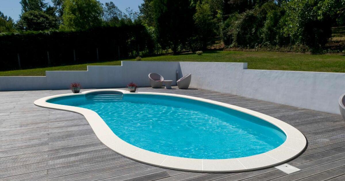 Nouvelles margelles stone pour les piscines waterair for Piscine waterair