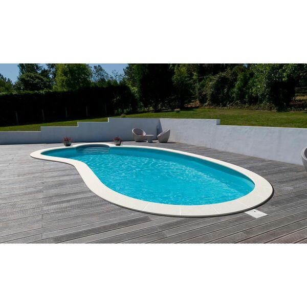 nouvelles margelles stone pour les piscines waterair. Black Bedroom Furniture Sets. Home Design Ideas