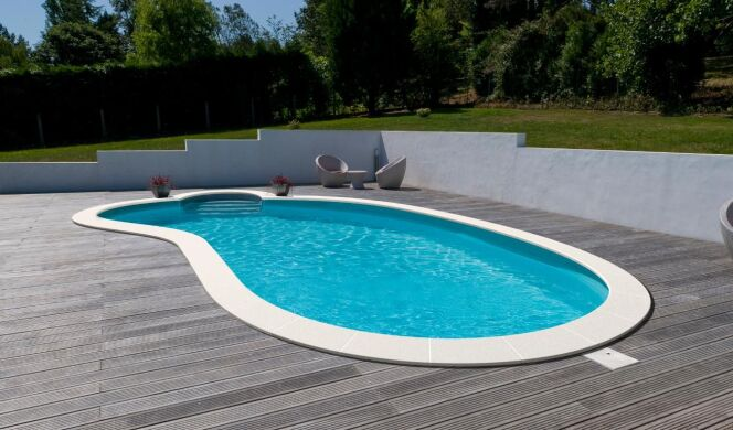 Nouvelles margelles stone pour les piscines waterair for Wateraire piscine
