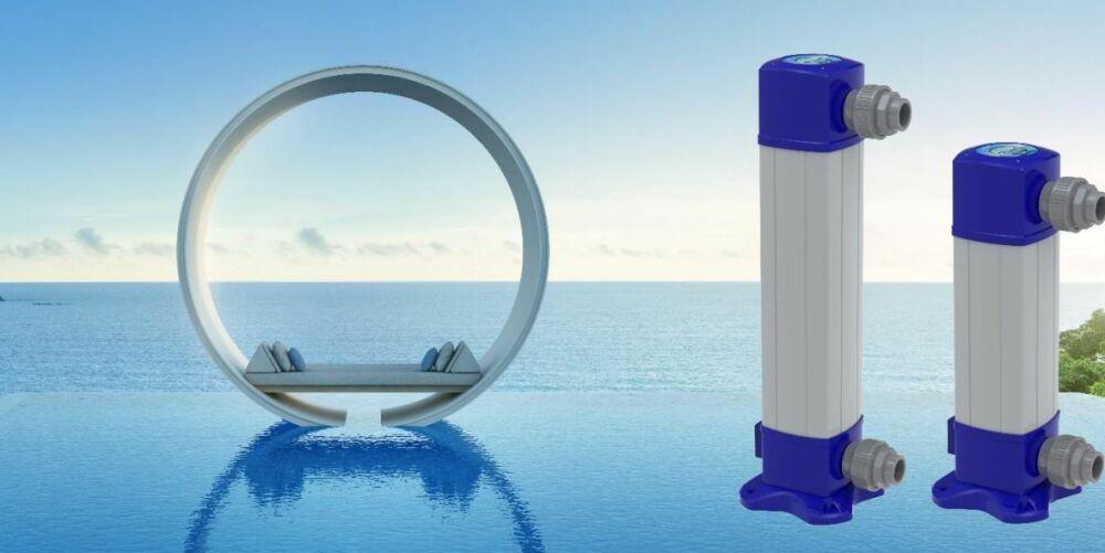 O'Clear, traitement de l'eau de piscine par Bio-UV© Bio-UV