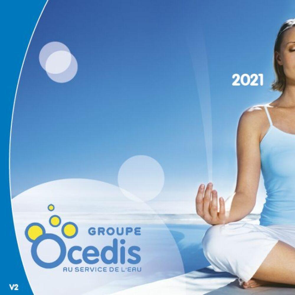 Océdis présente son catalogue 2021© Océdis