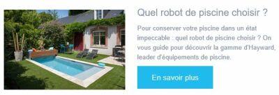 Offre de visibilité Guide-Piscine.fr