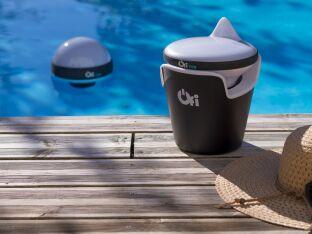 Ofi: l'objet connecté et design qui analyse l'eau de votre piscine