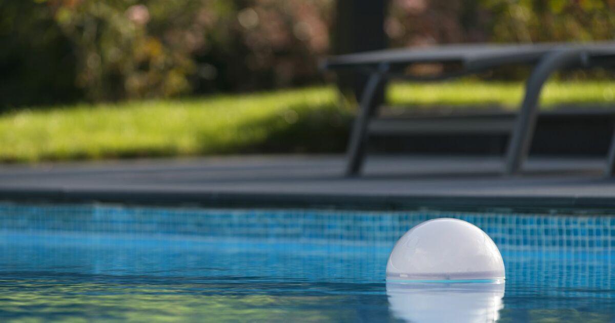 G rez votre piscine facilement et distance avec ofi for Domotique piscine