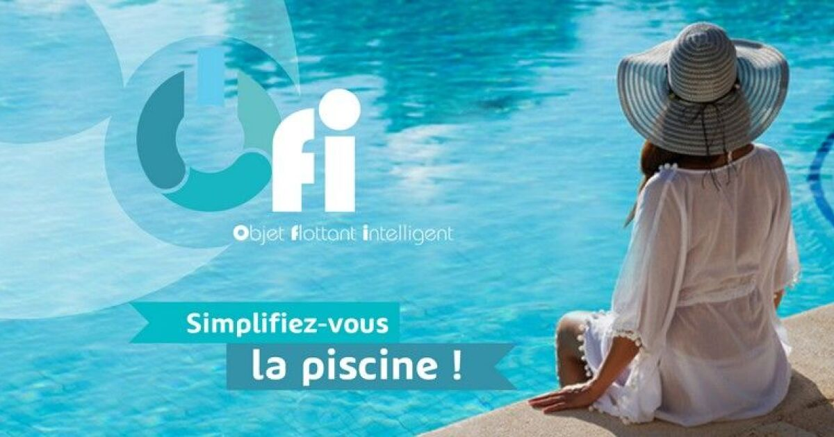 Une nouvelle r compense pour ofi a design awards for Analyse eau piscine