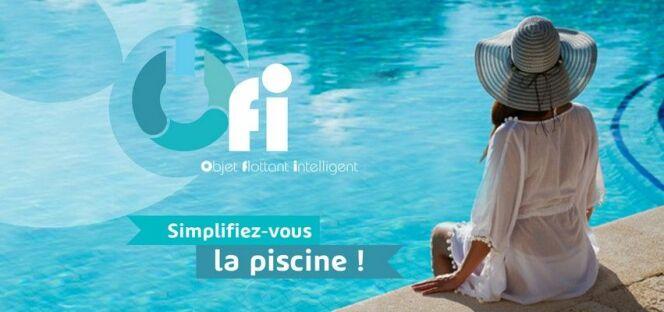 """OFI reçoit un A'Design Award pour son analyseur d'eau connecté.<span class=""""normal italic petit"""">© Ofi - Asamgo (via Facebook)</span>"""