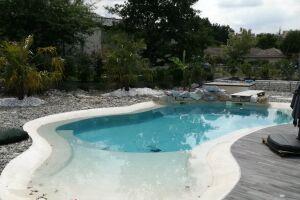 Ominéraux piscines à Fiac