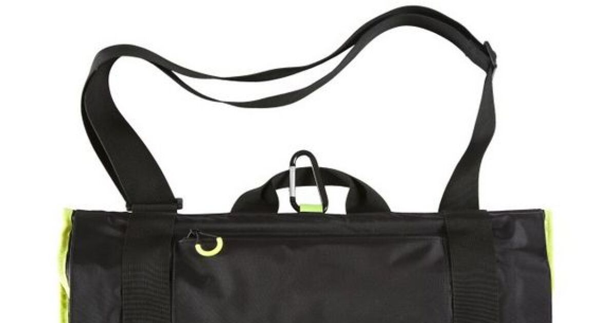 Le sac fast roll en nylon d arena for Sac de piscine arena