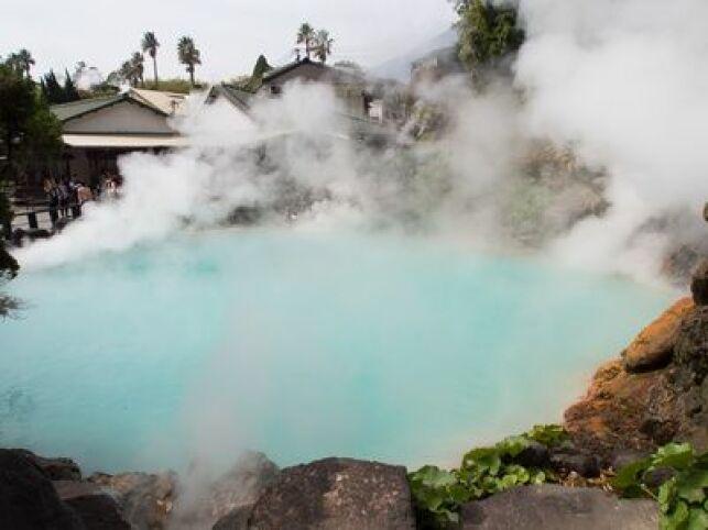 Le onsen, bain thermal japonais