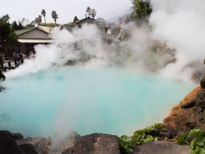 "Le onsen, bain thermal japonais<span class=""normal italic petit"">© boysitti - Fotolia.com</span>"