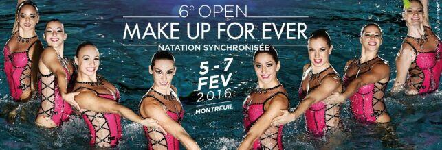 Open Make Up Forever du 5 au 7 Février 2016