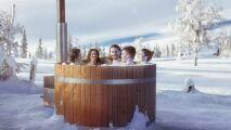 Un spa suédois chez vous ? C'est possible avec Kirami
