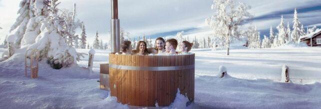 Optez pour un spa suédois avec Kirami