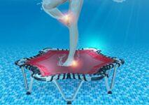 Optez pour un trampoline aquatique avec Waterform