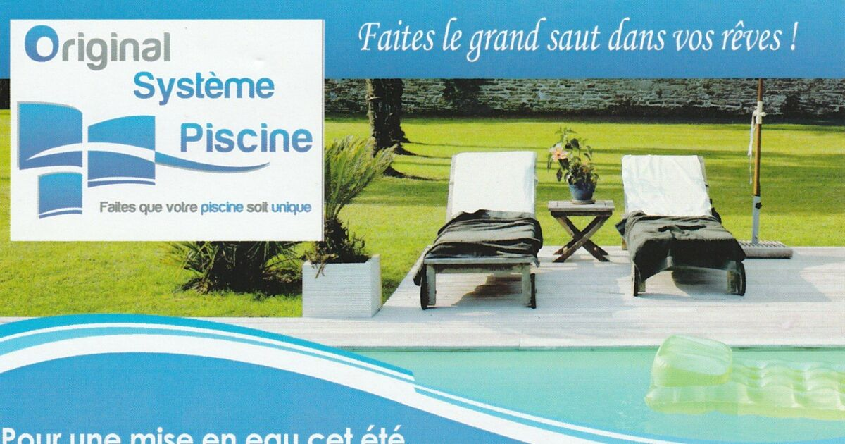 Original systeme piscine aigrefeuille d 39 aunis for Piscine aigrefeuille
