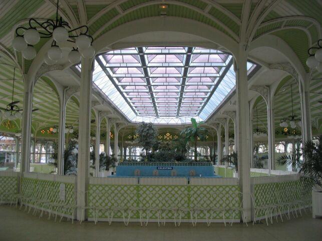Palais des Sources, Vichy