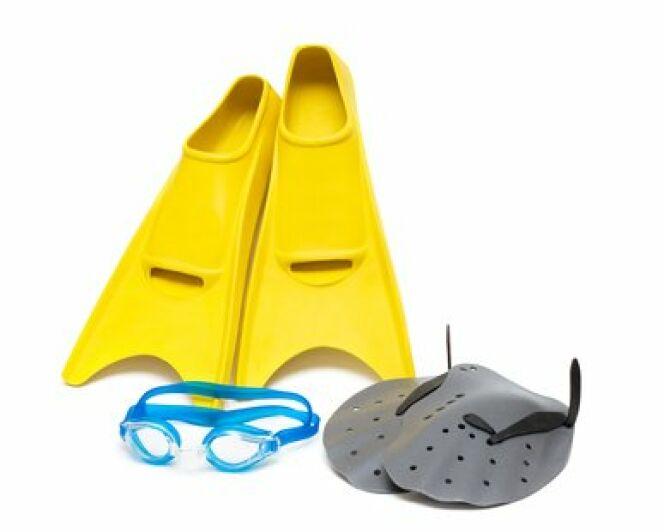 Palme de natation