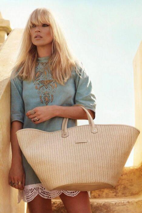 "Panier Kate Moss<span class=""normal italic petit"">© Longchamp</span>"