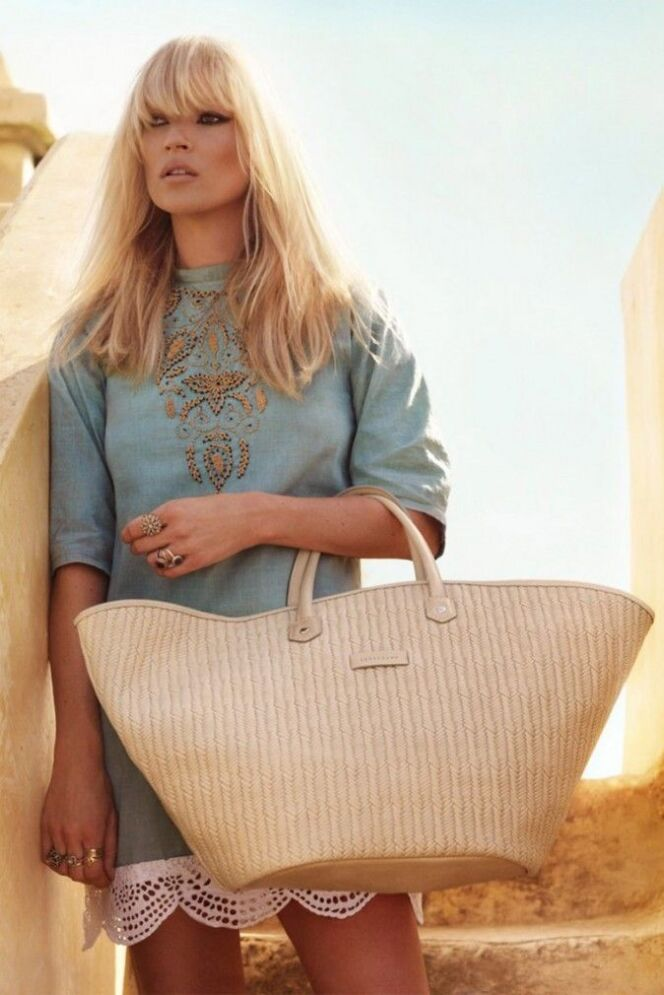 Panier Kate Moss© Longchamp