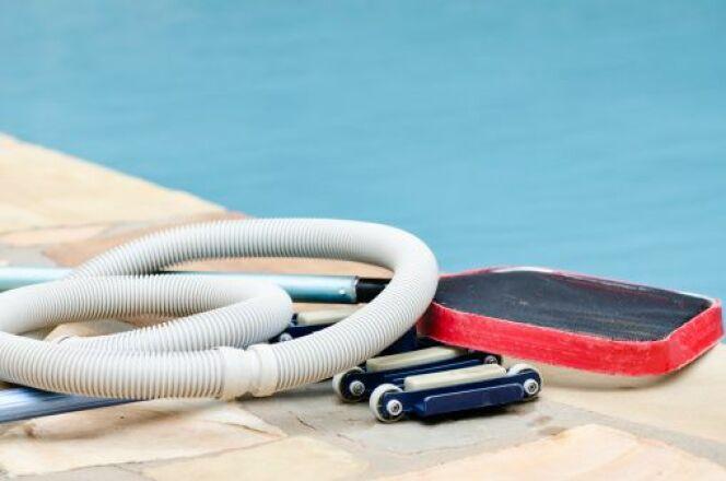Pannes et rénovation des équipements d'une piscine