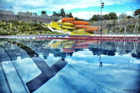 Parc aquatique Aquanor à Sainte-Clotilde