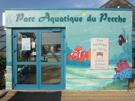 Parc aquatique du Perche à Fontaine Simon