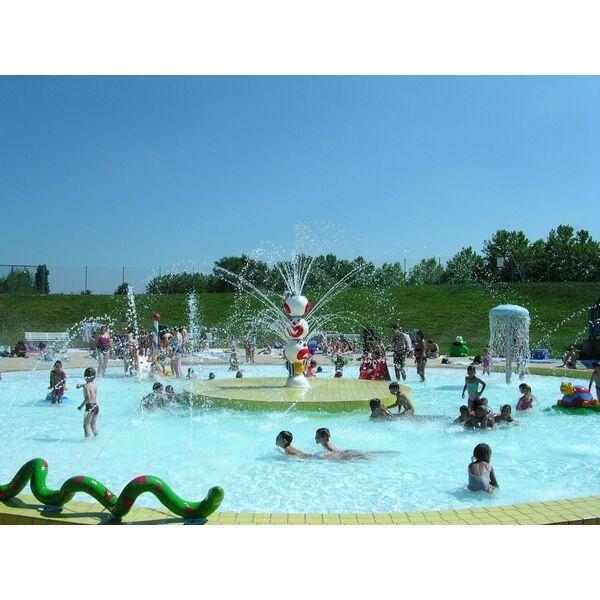 Parc aquatique ludolac piscine vesoul horaires for Construction piscine zone verte