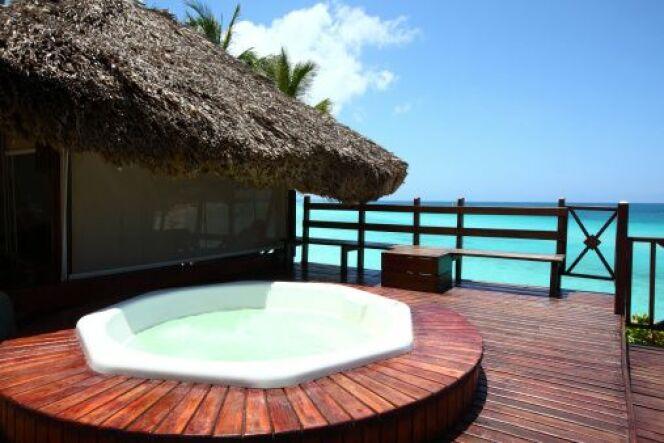 Parfums pour piscine et spa Kikao : voyagez pendant votre baignade