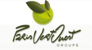Logo Paris Vert Ouest Piscine