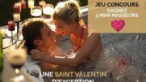 Clair Azur : concours spécial Saint-Valentin