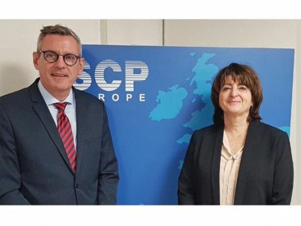 Passation de pouvoir chez SCP Europe © SCP Europe