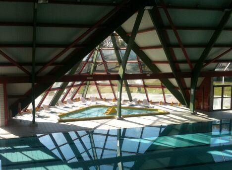 Pataugeoire de la piscine de Suippes