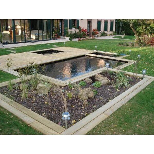 Piscine patrick lemaire paysage courtois courtois for Construction piscine yonne