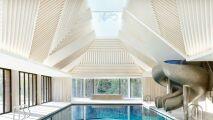 Découvrez ce pavillon de piscine, par Rafael de Cardenas