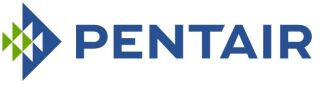Logo Pentair Water Pool and Spa