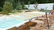 Pénurie de matériaux dans les secteurs du BTP et de la piscine