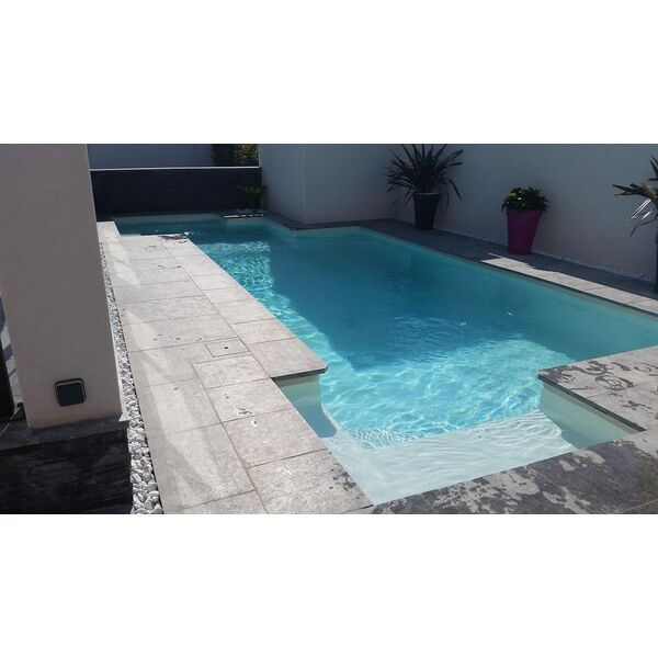 Piscine desjoyaux nimes castorama jardin tondeuse for Poche filtrante piscine compatible desjoyaux