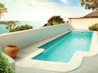 Petite piscine coque MdP Smart