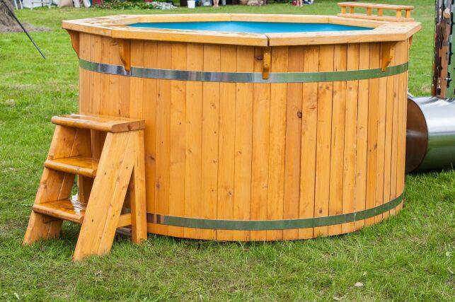 Peut-on installer un spa sur une pelouse ?