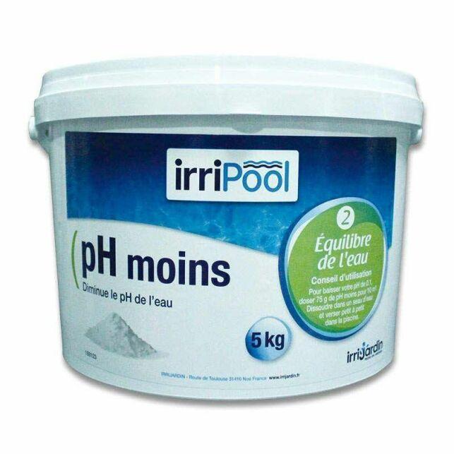 PH moins Irripool