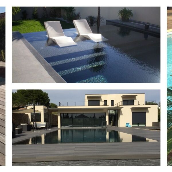 Piscine agr construction b ziers pisciniste h rault for Construction piscine zone a