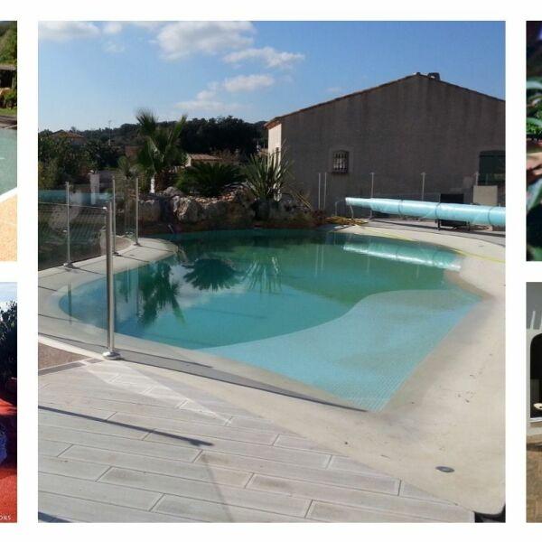 Piscine agr construction b ziers pisciniste h rault for Construction piscine 34